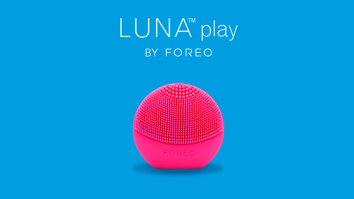 Luna Play by Foreo