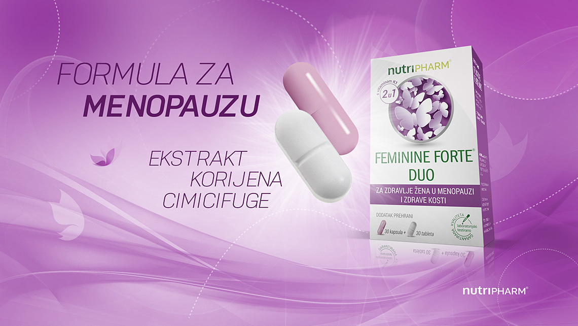 nutripharm feminine visualisation design