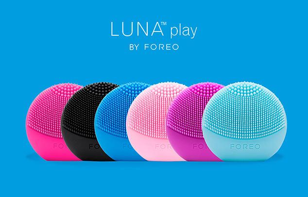 Luna Play by Foreo video animation