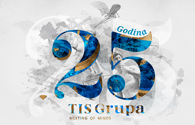 Visual Branding Design Tis grupa